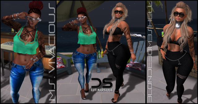 DS -- Cold Ambitions-Glow-Deadly Couture